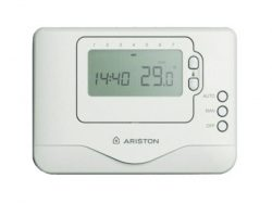 Draadloze thermostaat timer Ariston Thermo Group 3318591