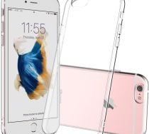 Apple iPhone 6(S) Transparant Hoesje