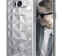 Ringke Air Prism Samsung Galaxy S8 Hoesje Transparant