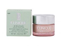 Gel voor Ooggebied Clinique All About Eyes (15 ml)