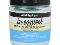 Conditioner Aunt Jackie's C&C In Control Moist & Soft (426 g)