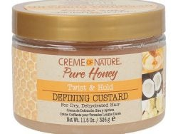 Conditioner Creme Of Nature ure Honey Twisted & Hold Defining Custard (326 g)