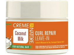 Conditioner Creme Of Nature Reapir Leave In (326 g)
