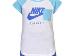 Sportsoutfit voor baby 919-B9A Nike Wit