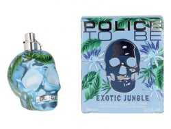 Herenparfum To Be Exotic Jungle Police EDT