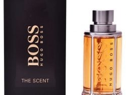 Aftershavelotion The Scent Hugo Boss (100 ml)