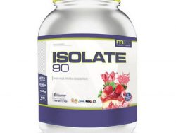 Wei-eiwit Isolate 90 CFM MM Supplements (500 g)