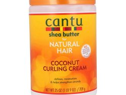 Styling Crème Cantu Butter Natural Hair Coconut Curling Crema (709 g)