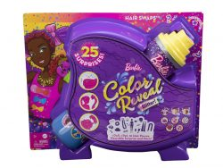 Barbie Color Reveal Ultimate Reveal Hair Feature 2