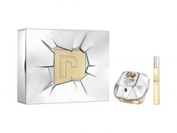 Parfumset voor Dames Lady Million Lucky Paco Rabanne EDP (2 pcs)