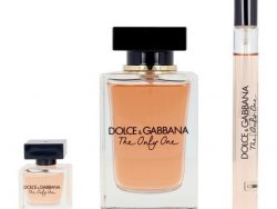 Parfumset voor Dames The Only One Dolce & Gabbana EDP (3 pcs)
