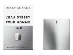 Herenparfum L'Eau d'Issey pour Homme Issey Miyake EDT (20 ml) (20 ml)