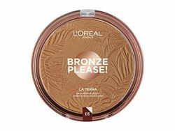 Compact Powders L'Oreal Make Up Bronze Please