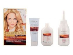 Permanente Anti-Veroudering Kleur Excellence Age Perfect L'Oreal Make Up Goudblond