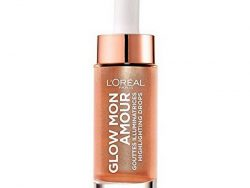 Highlighter Glow Mon Amour Drops 02 L'Oreal Make Up (15 ml)