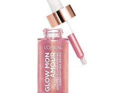 Highlighter MON AMOUR highlighting drops L'Oreal Make Up
