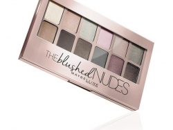 Oogschaduw Palet The Blushed Nudes Maybelline (9