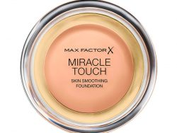 Vloeibare Foundation Miracle Touch Max Factor