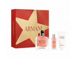 Parfumset voor Dames In Love With You Armani (3 pcs)