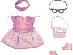 Baby Born Deluxe Happy Birthday Outfit 6-delig