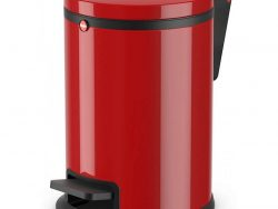 Hailo 0504-040 Pure S Pedaalemmer 3L Rood