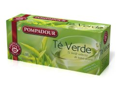 Infusion Pompadour Groene Thee (25 uds)