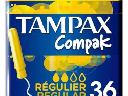 Normale Tampons Compak Tampax (36 uds)