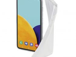 Hama Cover Crystal Clear Voor Samsung Galaxy A52 (5G) Transparant