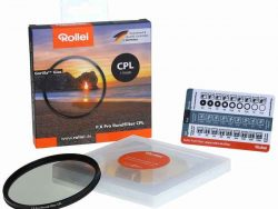 Oliefilter Rollei 58 mm (Refurbished A+)