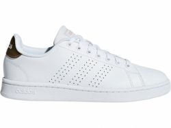Dames casual sneakers Adidas Advantage Wit