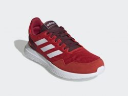 Casual Herensneakers Adidas Archivo Rood