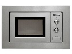Built-in microwave Balay 3WMX1918 17 L 800W Roestvrij staal