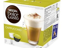 Koffiecapsules Nescafé Dolce Gusto Cappuccino (8 uds)