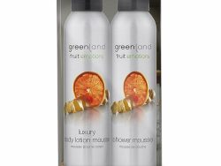 Body Lotion Greenland Shower Body Mousse Grapefruit (200 ml)