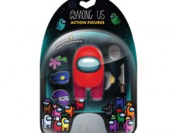 Among Us Action Figure 1 Pack 17 cm Assorti