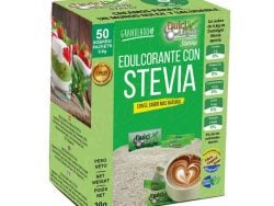 Sweetened with stevia Dulcilight (50 uds)