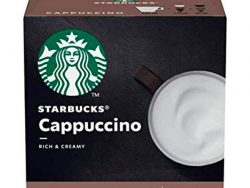 Koffiecapsules Starbucks Cappuccino (12 uds)