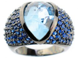 Ring Dames Guess CWR81141