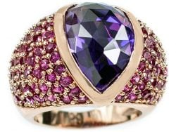 Ring Dames Guess CWR81143