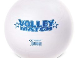 Bal Volley Match Unice Toys Wit (216 mm)