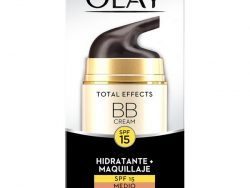 Hydraterende Crème met Kleur Total Effects Bb Cream Olay Spf 15 (50 ml)