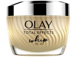 Anti-Veroudering Hydraterende Crème Whip Total Effects Olay (50 ml)