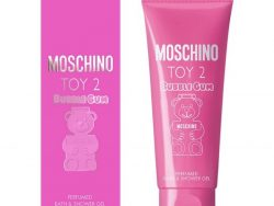 Hydraterende Douchegel Toy 2 Bubble Gum Moschino (200 ml)