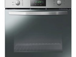 Multifunctionele Oven Candy FCS605X 65 L 2100W Roestvrij staal Zwart