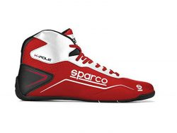 Slippers Sparco K-POLE 2020 (Maat 43) Rood
