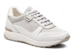 Casual Damessneakers AIRELL Geox D642SC OLY85 Wit