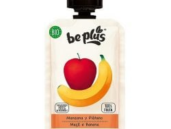 Babyvoeding Be Plus Pouch Appel Banaan (100 g)