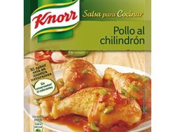 Chicken Chilindrón Sauce Knorr (52 g)