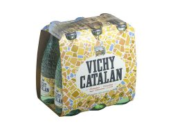 Sparkling Mineral Water Vichy Catalan (6 x 250 ml)