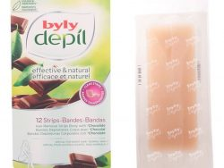 Ontharingspads Lichaam Depil Chocolate Byly (12 uds)